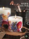 蠟燭香薰-今人金方臥室安神助眠家用香氛浪漫禮物凈化空氣無煙香薰蠟燭 流行花園