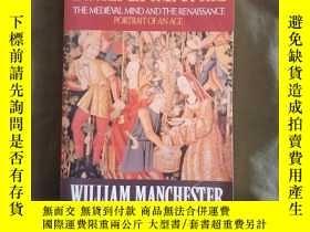 二手書博民逛書店(英文原版)罕見a world lit only by fire —— the medieval mind and
