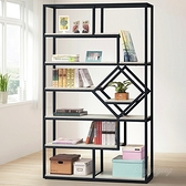 【水晶晶家具/傢俱首選】CX1485-4 120公分木心板隔間櫃