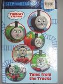 【書寶二手書T6/兒童文學_PBA】Thomas and Friends, Tales From the Tracks