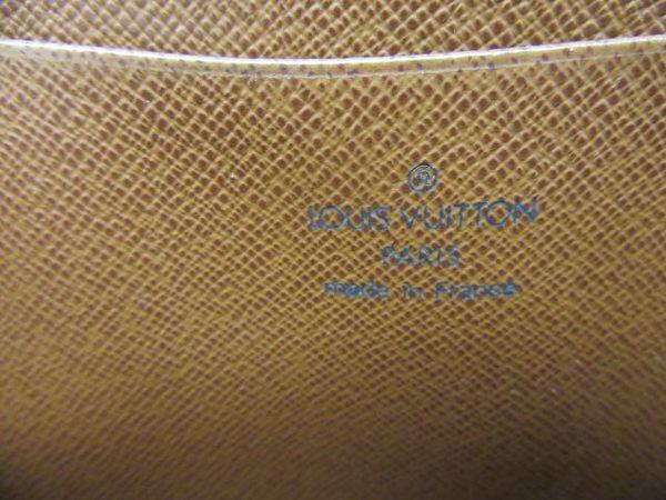 LV LOUIS VUITTON 路易威登 原花舊款ㄇ字型拉鍊長夾 M61727 【BRAND OFF】