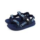G.P(GOLD PIGEON) 涼鞋 防水 雨天 藍色 大童 童鞋 G0725B-20 no069