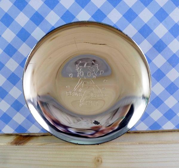 【震撼精品百貨】Betty Boop_貝蒂~置物盤-鐵圓