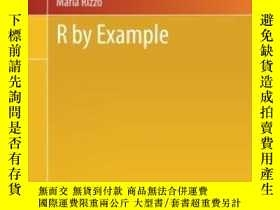 二手書博民逛書店R罕見By Example-R舉例Y436638 Jim Albert Springer, 2011 ISBN