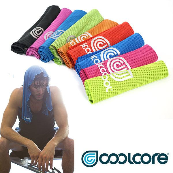 COOLCORE涼感運動毛巾