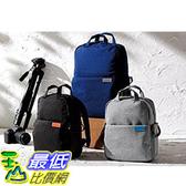 [7東京直購] ELECOM 帆布多功能後背包 (小版) DGB-S036 可收納10吋筆電 相機後背包
