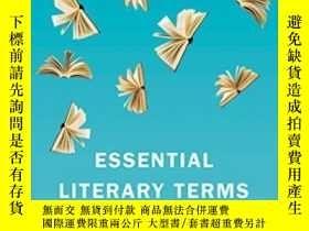 二手書博民逛書店Essential罕見Literary Terms: A Bri