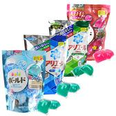 日本寶僑 P&G 雙倍洗衣凝膠球 白葉香(補充包)  ◆86小舖 ◆