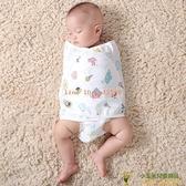 嬰兒防驚跳神器襁褓睡袋新生兒童寶寶睡覺安全感護肚春秋薄款紗布【小玉米】