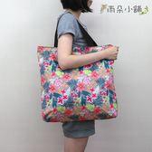 購物袋 包包 防水包 雨朵小舖雨朵防水包 C097-005 090 棉繩大收納購物袋