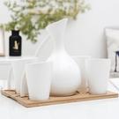 大肚壺耐高溫陶瓷涼水壺大容量咖啡茶具套裝 ☸mousika