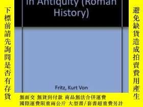 二手書博民逛書店The罕見Theory Of The Mixed Constitution In AntiquityY2562