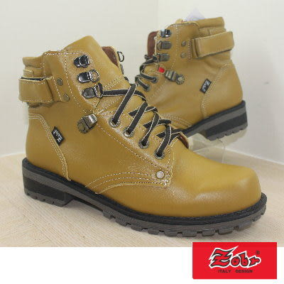 ZOBR路豹   真皮休閒短靴   K57系列