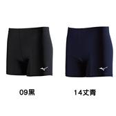 新品78折 Mizuno 美津濃 緊身褲 短褲 二色可選 U2TB8G1109/U2TB8G1114[陽光樂活]