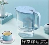 淨水器 凈水壺家用過濾水壺凈水器直飲濾水壺濾芯自來水過濾器