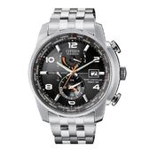 CITIZEN 準確時刻電波光動能腕錶/AT9010-52E