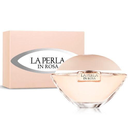 LA PERLA In Rose 裸色玫瑰女性淡香水50ml【UR8D】