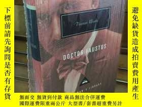 二手書博民逛書店Doctor罕見Faustus by Thomas Mann -