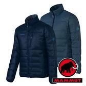 【MAMMUT 長毛象】Whitehorn IN 男 兩面穿羽絨外套『獵戶藍/海洋藍』1010-22200
