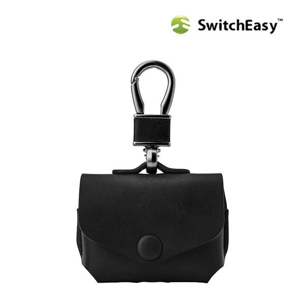 Switcheasy Wrap AirPods Pro 皮革耳機套 Apple 抗噪耳機 保護殼 保護套 真皮套