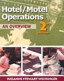 二手書博民逛書店 《Hotel/motel Operations: An Overview》 R2Y ISBN:0766812146│Delmar Pub