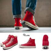 Converse Chuck Taylor All Star 70 紅 白 復古 1970 米白仿舊 基本款 男鞋 女鞋【PUMP306】 143291C