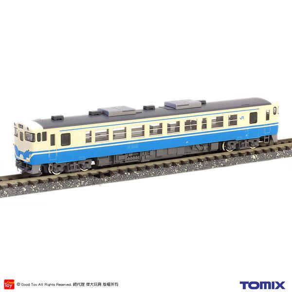 【Good Toy】TOMIX 8462 柴油客車 Kiha 40-2000 JR四國色 (T車)