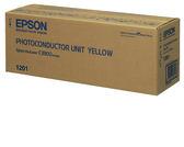 S051201 EPSON 原廠黃色感光滾筒 適用 AL-C3900/CX37NDF