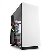 Sharkoon 旋剛 PURE STEEL RGB wh 鋼鐵者(白) RGB 電腦機殼