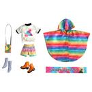 莉卡娃娃配件 Licca17歲 夏日音樂節服裝組