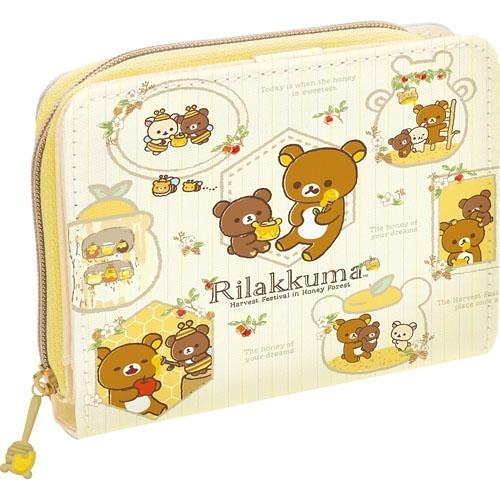 拉拉熊短錢包/720-031