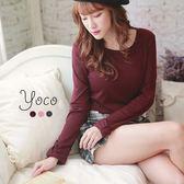 東京著衣【YOCO】自訂款蝴蝶結袖上衣-S.M.L(6027877)