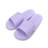 COQUI 活力按摩室內拖鞋 紫 M91 女鞋 鞋全家福