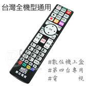 配件王 數位機上盒電視萬用遙控器 RM-UA09 ~中文面板。操作容易~
