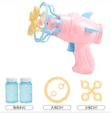 泡泡機 兒童吹泡泡機小豬照相機全自動玩具少女心泡泡槍【快速出貨八折搶購】