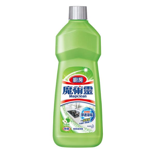 魔術靈 廚房清潔劑 經濟瓶(青蘋香) 500ml/瓶