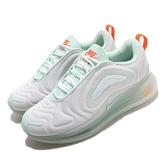 【五折特賣】Nike 慢跑鞋 Wmns Air Max 720 SE 白 綠 粉綠 女鞋 大氣墊 運動鞋 【ACS】 CJ0632-101