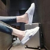 半拖鞋 涼拖鞋女外穿2019新款正韓時尚拖鞋無後跟懶人小白鞋包頭半拖鞋夏【星時代女王】