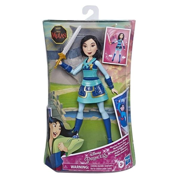 《 Disney 迪士尼 》迪士尼公主 花木蘭電影動作人物 / JOYBUS玩具百貨