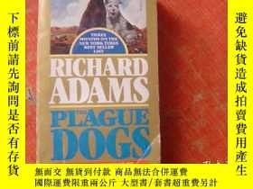 二手書博民逛書店The罕見Plague Dogs(三十二開)Y9890 出版19