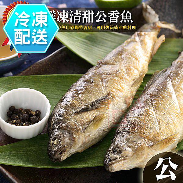 鮮凍清甜公香魚 海鮮烤肉 (1盒12隻)[CO00355] 千御國際