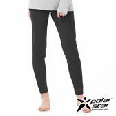 PolarStar 中性 保暖長褲(內穿)『黑』 P19435 戶外│休閒│登山│露營│機能│刷毛│內著