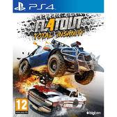 PS4 極限賽車4 徹底瘋狂 -中文亞版- 橫衝直撞4 瘋狂 Flatout 4 Total Insanity