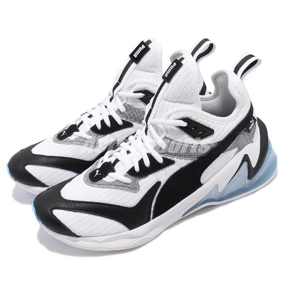 Puma 訓練鞋 LQDCELL Origin 白 黑 男鞋 高筒 運動鞋 【PUMP306】 19286205