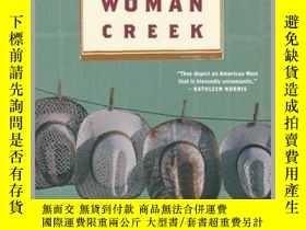 二手書博民逛書店Crazy罕見Woman Creek:Women Rewrite the American West重新書寫美國西