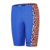 SPEEDO SPRITZ AL PANEL  男童 競速 快乾 泳褲  SD809531C185 (腰圍60~75CM) [陽光樂活]