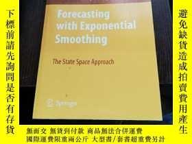 二手書博民逛書店Forecasting罕見with Exponential Sm