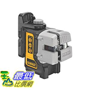 [106美國直購] DEWALT DW089K Self-Leveling 3-Beam Line Laser