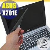 【EZstick】ASUS X201 X201E 專用 靜電式筆電LCD液晶螢幕貼 (可選鏡面及霧面)