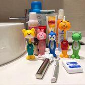 兒童牙刷軟毛 細毛卡通可伸縮寶寶牙刷3-12歲免運直出 交換禮物